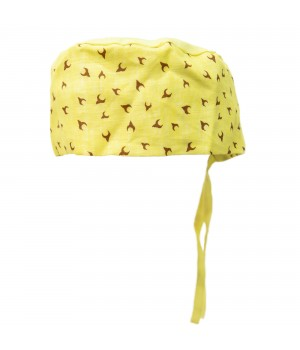 Surgical Cap - Yellow &...