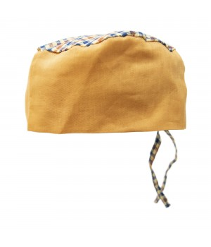 Surgical Cap - Light Brown