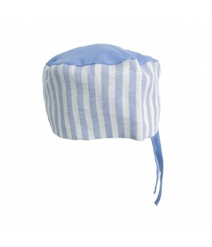 Surgical Cap - Light Blue &...